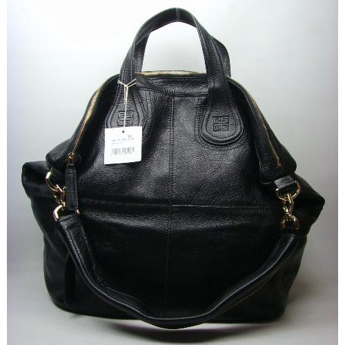 Givenchy nightingale large leather tote