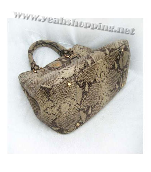 Prada Bag With Snake