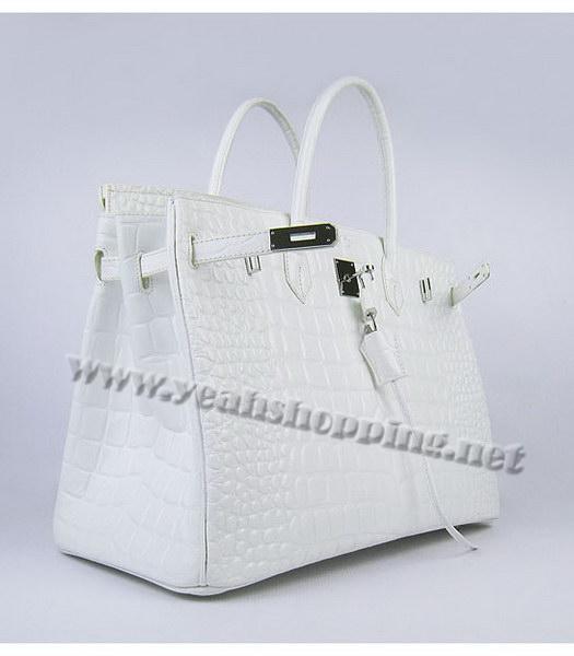 Hermes Bags White