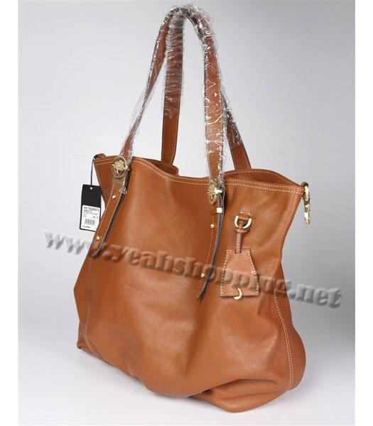 Mulberry Large Drew Tote Bag Soft Buffalo Leather in Light Coffee ...
