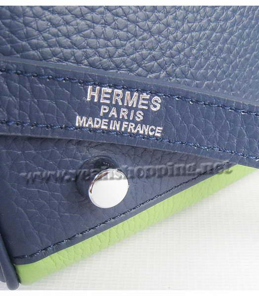 Hermes Kelly 32cm Three-color Togo Leather Silver Metal-7