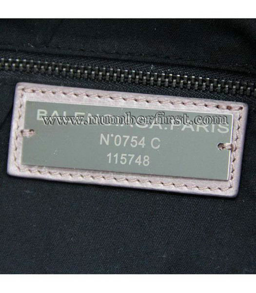 Balenciaga Motorcycle City Bag in Pink_Purple Oil-5