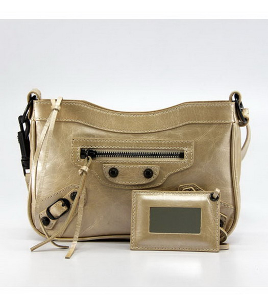 Balenciaga Hip Pochette Grenadine Golden