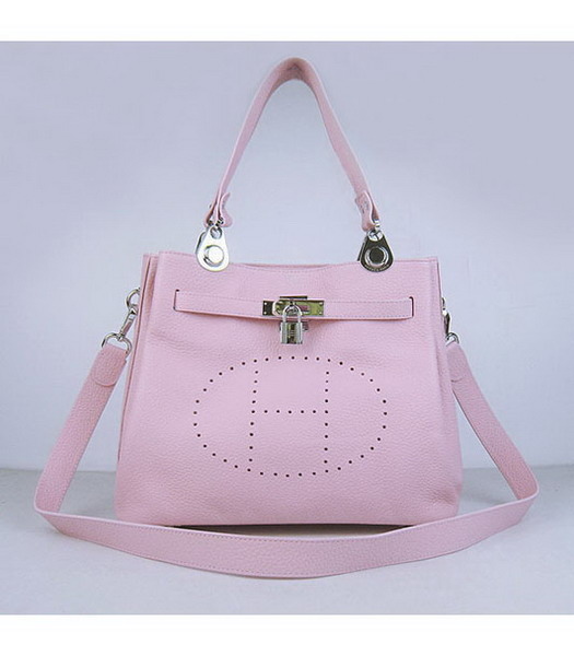 Hermes Mini So Kelly Bag Pink Togo Leather