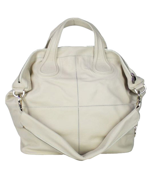 Givenchy Nightingale Large Bag Offwhite Leather