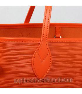 8beca0d7a Louis Vuitton Epi Leather Neverfull MM Bag Orange - Replica Handbags