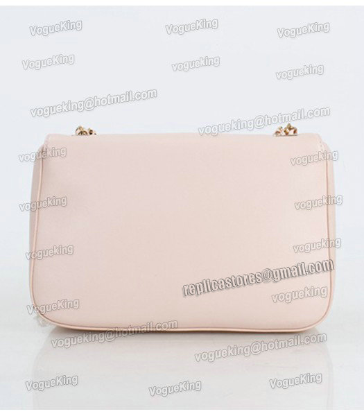 Fendi Iconic Be Baguette Small Bag With Pink Original Leather-2