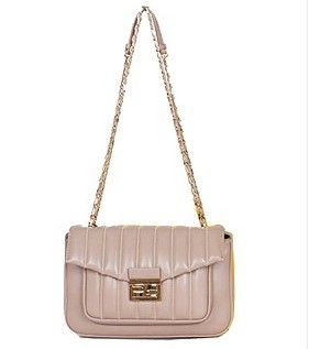Fendi Iconic Be Baguette Small Bag With Apricot Vehicle Line Original Leather