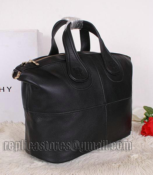 Givenchy Black Original Leather Designer Bag Medium Bag-1