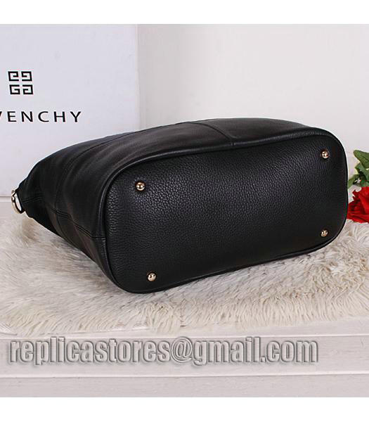 Givenchy Black Original Leather Designer Bag Medium Bag-2