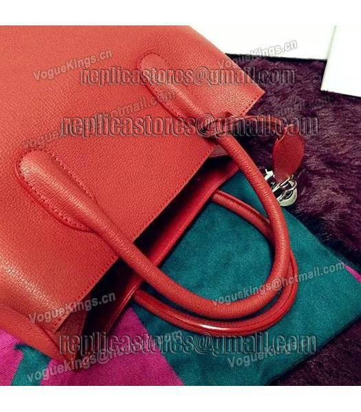 Christian Dior 35cm Exclusive New Tote Bag 60001 Red Leather-6