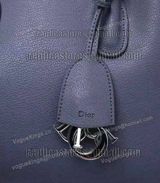 Christian Dior 35cm Exclusive New Tote Bag 60001 Grey Leather_2