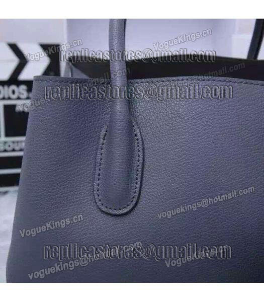 Christian Dior 28cm Exclusive New Tote Bag 60001 Grey Leather_2