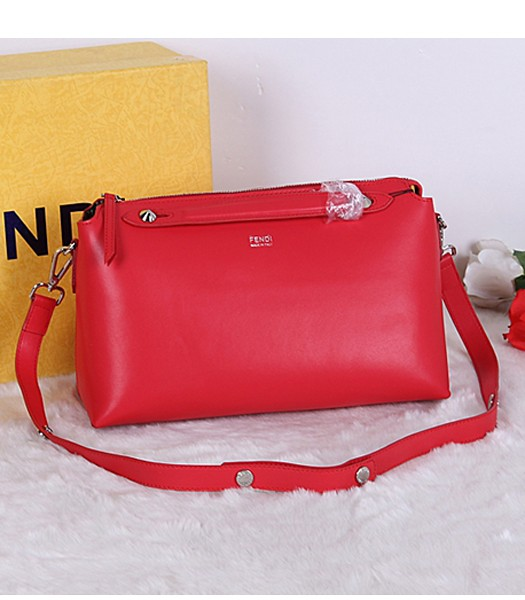 Fendi Top-quality Shoulder Bag 9031 In Red Leather