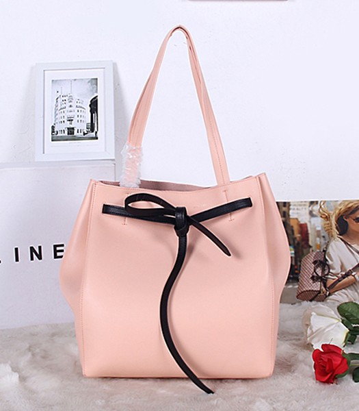 Celine High-quality Women Tote Bag 27019 In Light Pink