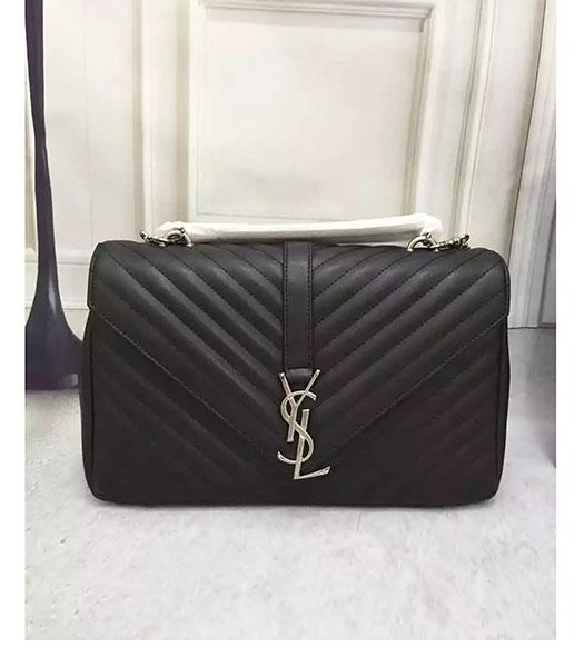 Ysl Black Bag Silver Chain Jaguar Clubs Of North America