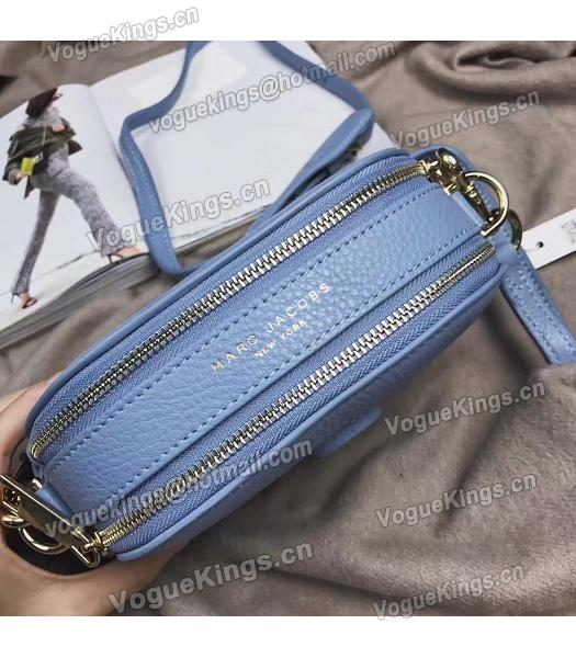 Marc Jacobs Shutter Blue Leather Tassel Small Camera Bag-1