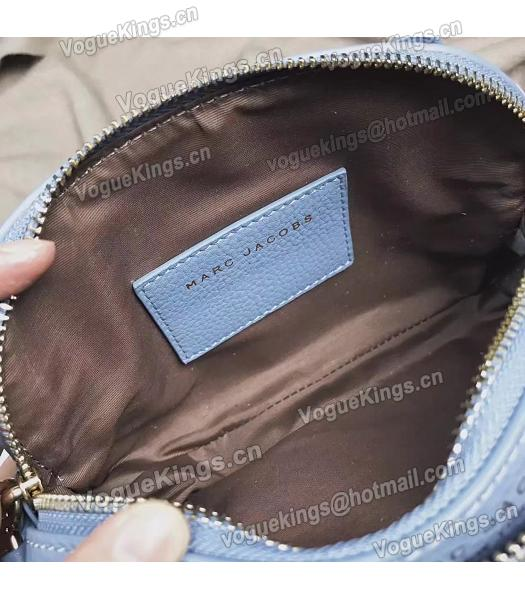 Marc Jacobs Shutter Blue Leather Tassel Small Camera Bag-4