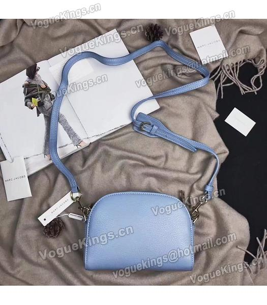 Marc Jacobs Shutter Blue Leather Tassel Small Camera Bag-6