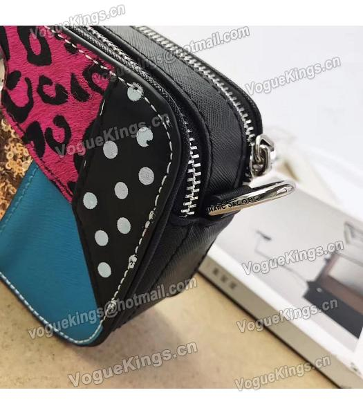 Marc Jacobs Punk Patchwork Sequins Limited Edition Bag Black-2
