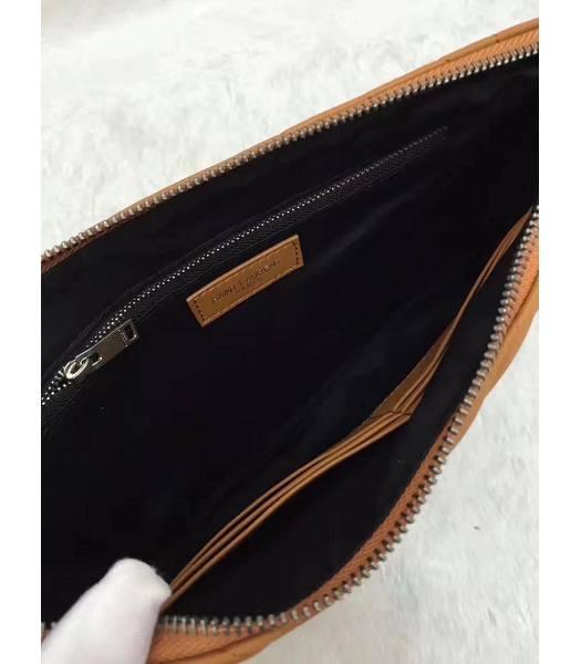YSL Monogram Apricot Matelasse Leather Document Holder - Replica ... edcba205faa3e